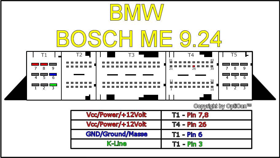 Bmw Ecu Diagram - Car Fuse Box Wiring Diagram •